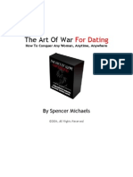 The Art of War for Dating