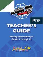 Rourke Reading Web User Guide