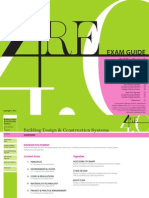 Building Design & Construction Systems Exam Guide - Architecture exam - NCARB