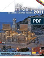 MPPEE, 2011 - Anuario estadistico