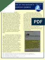 ms-13 newsletter
