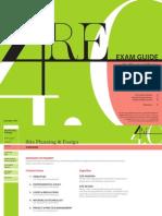 Site Planning & Design Exam Guide - Architecture exam - NCARB