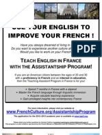 French Assistantship