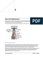 Gate Valve Maintenance
