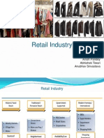 retail industryppt