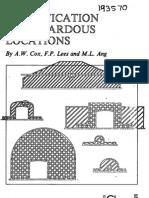 Classification of Hazardous Locations Cox-Lees-Ang
