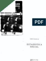 Blalock, Hubert M.-Estadística Social