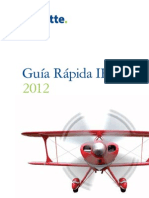 Guia Rapida IFRS 2012