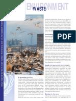 Urban Waste Management