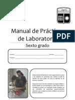 Manual de Practica de Laboratorios de Sexto Grado