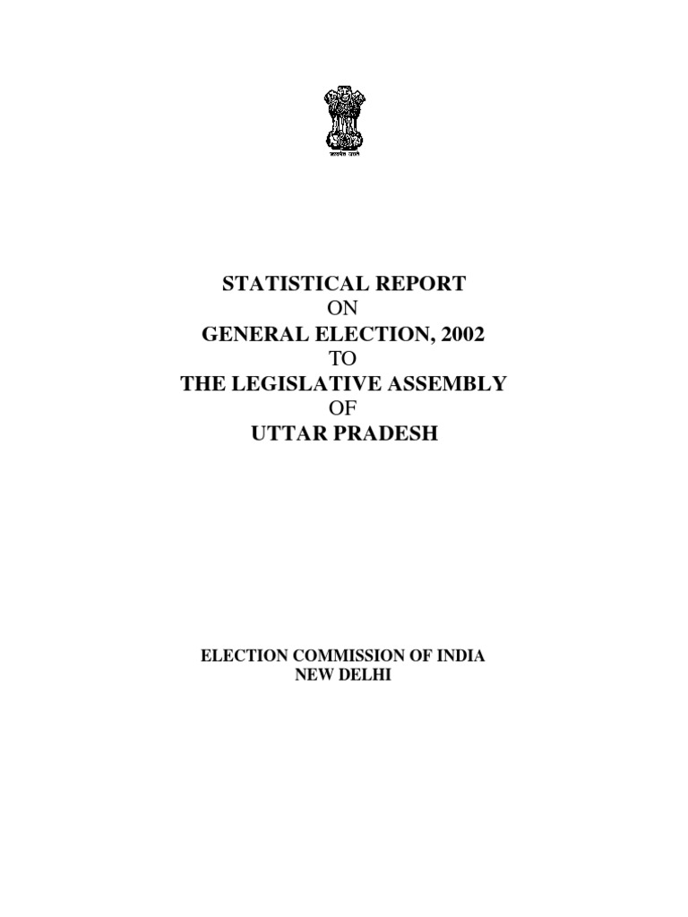 election result of up 2002 | Political Events | Politics