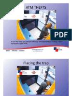 ATM Thefts Presentation
