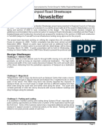 Terrain Newsletter Issue 6-March 2009
