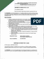 Salem Hospital Plan of Correction  6-11-12