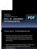 L - Insurance Intermediares