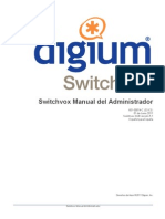 Switchvox Administrador Manual Es Es