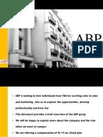 ABP Campus Presentation FMS 2013