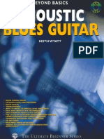 Beyond Basics - Acoustic Blues Guitar Guitar Tabs
