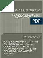 Material Teknik
