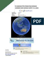 Membuat Peta Daerah Penelitian Menggunakan Gambar Dari Google Earth 7