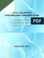 Kod Etika Perubatan Islam