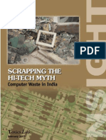 Scrapping the Hitech Myth_Computer Waste in India_Toxic Links