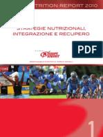 ENERVIT EQUIPE SPORT NUTRITION REPORT 2010