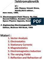 1. Vektor Medan Elektromaknetik1