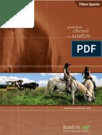 Brochure Cheval 2009