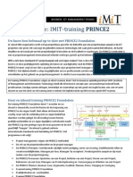 IMIT-training PRINCE2