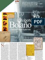 Una mostra su Roberto Bolaño a Barcellona - La Repubblica 31.03.2013