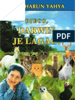 Djeco, Darwin je lagao - Harun Yahya
