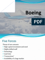 Boeing Strategy Analysis