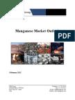 Manganese Market Outlook 2012 ExecutiveSummary
