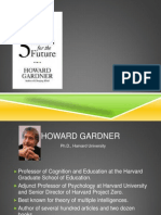5minds Howard Gardner