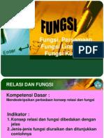 Relasi Dan Fungsi1