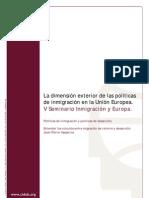 """Jean-Pierre Cassarino, """"Entender los vínculos entre migración de retorno y desarrollo"""", in Gemma Pinyol (ed.), La dimensión exterior de las políticas de inmigración en la Unión Europea.,  CIDOB, Barcelona, 2008, p. 63-87."""