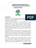 Guia de Procedimientos Tecnico-Administrativos de Irap's en Areas Protegidas