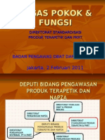 Presentasi DitStdPT&PKRT (Ibu Puji)2 Februari2011