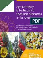 Agroecologia y la lucha para la soberanía alimentaria en las Américas