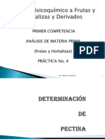 DETERMINACIÓN DE PECTINA
