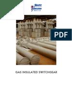 GGas Insulated Switchgear - Ganz Transelektro Electric Co.