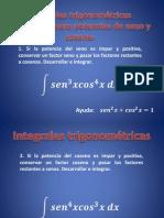 Integrales+trigonométricas