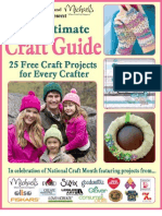 The Ultimate Craft Guide 25 Projects for Every Crafter