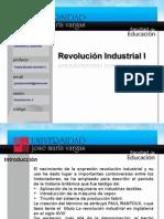Revolución Industrial I