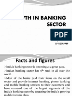 Growth in Banking Sector-(154)
