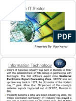 Growth in IT Sector