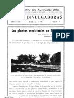 Las plantas medicinales en España - Abril 1941.pdf
