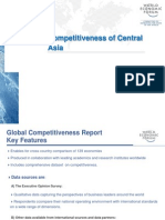 Global Competitiveness of Asian Countries