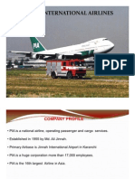 Pakistan International Airlines(PIA)